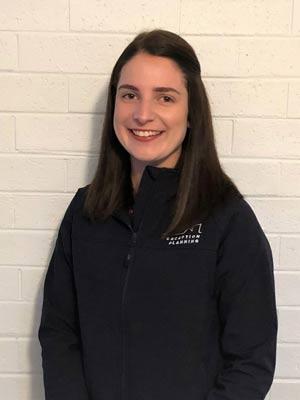 Erin Daniel, town planner Newcastle