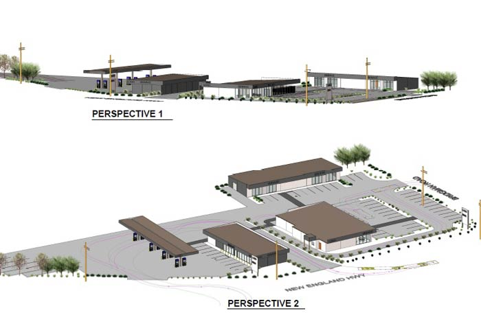Industrial and commercial development applications & planning