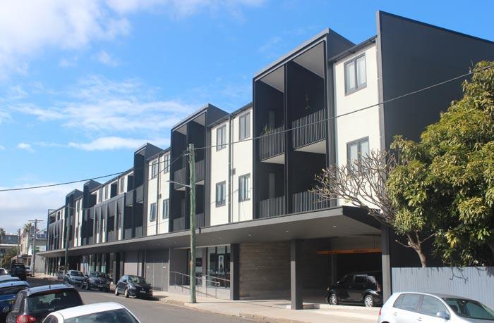 Wickham Newcastle - mixed use development planning
