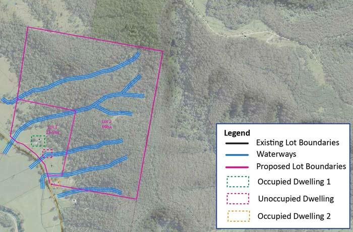 Rural subdivision applications Cessnock & Singleton