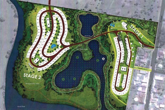 Hunter Valley tourist development planning