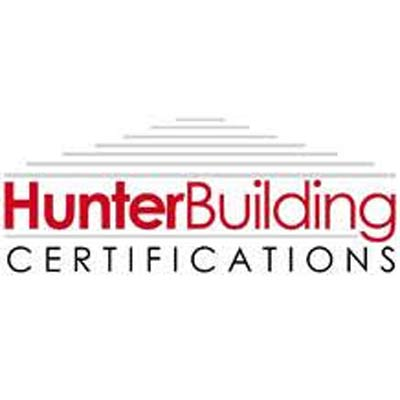 Hunter Building Certifications